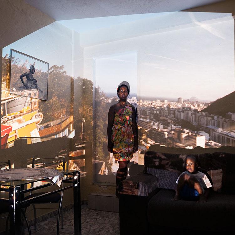 Simone e Miguel, Ladeira dos Tabajaras