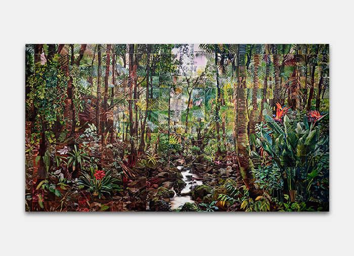 Floresta com Rio
