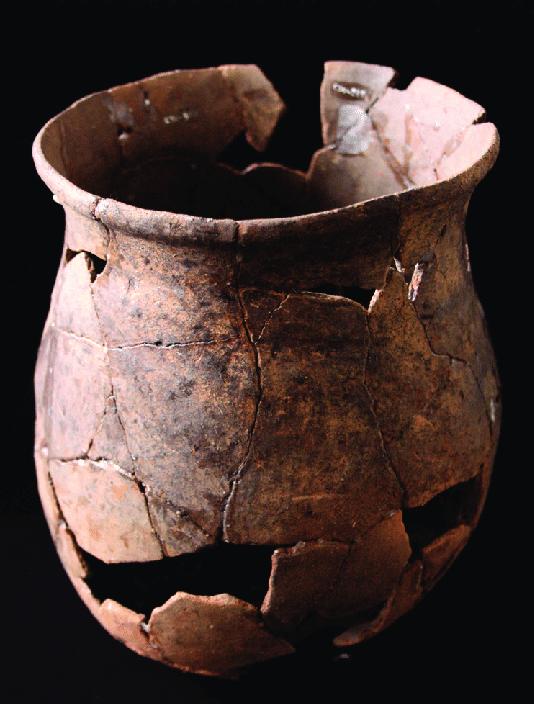 Cerâmica da tradicão Itarare-Taquara